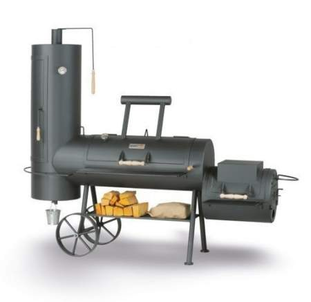 "BBQ-Smoker BIG CHIEF 20"" - SMOKY FUN"