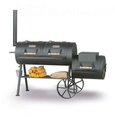 "BBQ-Smoker PARTY WAGON 28"" - SMOKY FUN"