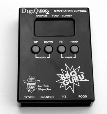 DigiQ DX2 CERAMIC SET from BBQ GURU