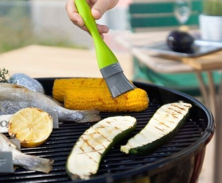 Plancha stainless steel Outdoorchef
