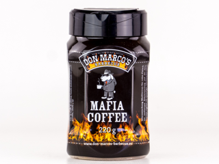 marynata do grilla 'MAFIA COFFEE' - DON MARCO's, 220 gr